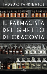 Il farmacista del ghetto di Cracovia Libro Cover