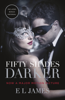 E L James - Fifty Shades Darker artwork
