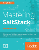 Mastering SaltStack - Second Edition