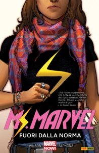 Ms. Marvel 1 (Marvel Collection) Book Cover