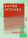 Entre Intimes - Contes Parisiens