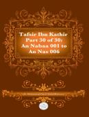 Tafsir Ibn Kathir Part 30