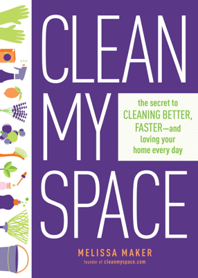 Melissa Maker - Clean My Space book