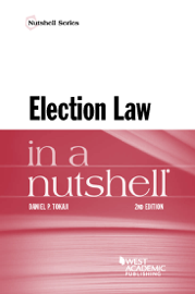Election Law in a Nutshell book