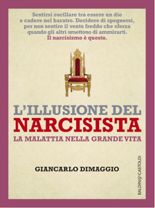 L'illusione del narcisista Libro Cover