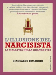 L'illusione del narcisista Copertina del libro