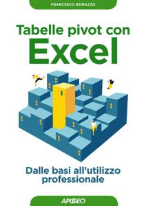 Tabelle pivot con Excel Copertina del libro
