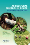 Agricultural Research In Africa
