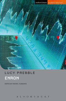 Enron - Lucy Prebble book