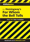 CliffsNotes On Hemingways For Whom The Bell Tolls