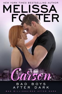Melissa Foster - Bad Boys After Dark: Carson book