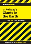 CliffsNotes On Rolvaags Giants In The Earth