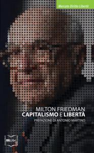Capitalismo e libertà Copertina del libro