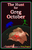 The Hunt for Greg October: Book One of the Illuminati