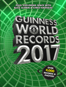 Guinness World Records 2017 Book Cover