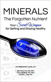 Minerals The Forgotten Nutrient
