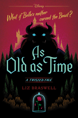 Liz Braswell - As Old As Time book