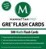 500 GRE Math Flash Cards