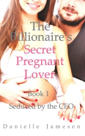 THE BILLIONAIRES SECRET PREGNANT LOVER 1: SEDUCED BY THE CEO