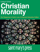 Christian Morality Book Cover