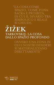 Tarkovskij: la cosa dallo spazio profondo Book Cover