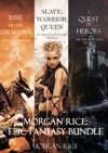 Morgan Rice Epic Fantasy Bundle