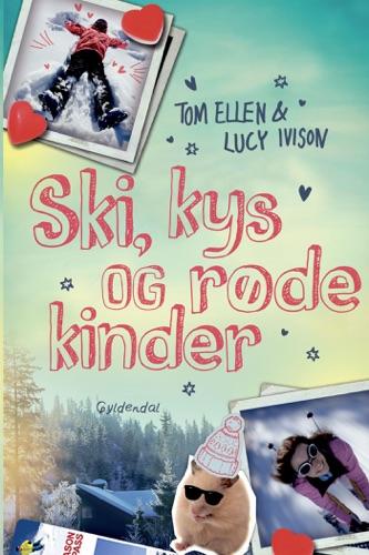 Ski, kys og røde kinder