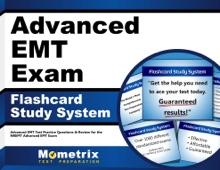 Advanced EMT Exam Flashcard Study System