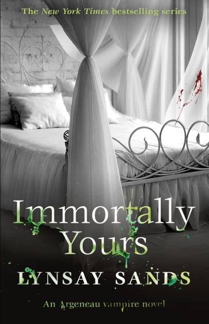 Immortally Yours De Lynsay Sands En Apple Books