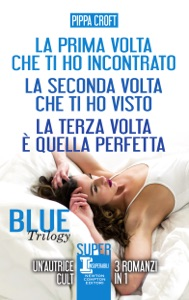 Blue Trilogy Book Cover