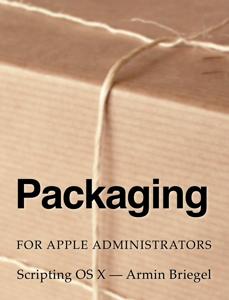 Packaging for Apple Administrators Boekomslag