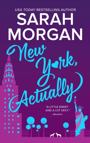 Sarah Morgan - New York, Actually