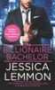 Jessica Lemmon - The Billionaire Bachelor artwork