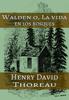 Henry David Thoreau - Walden - La Vida en los Bosques portada