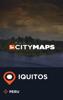 City Maps Iquitos Peru - James McFee