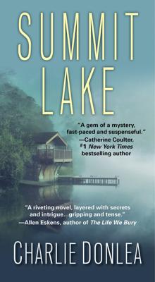 Charlie Donlea - Summit Lake book