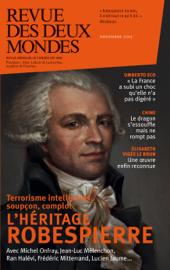 Revue des Deux Mondes novembre 2015