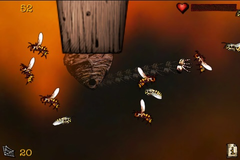Spider:  Hornet Smash screenshot-4