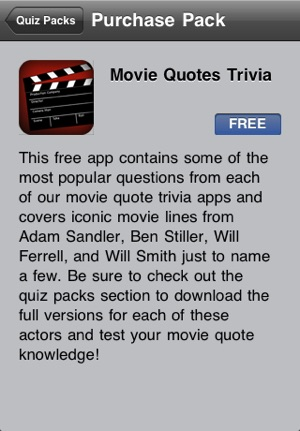 Movie Quotes Trivia On The App Store Best Movie Quote Trivia