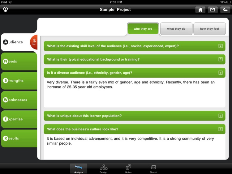 DesignJot screenshot-1
