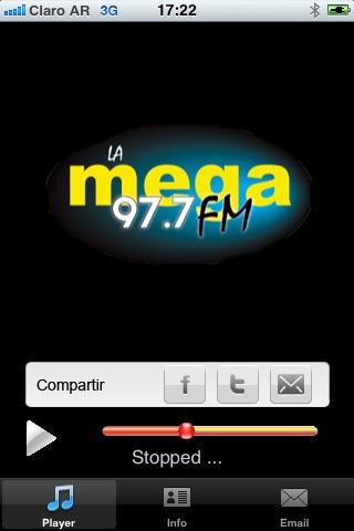 La mega 97.7 FM