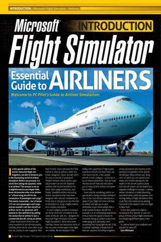 Microsoft Flight Simulator Special Magazine - V... screenshot-3