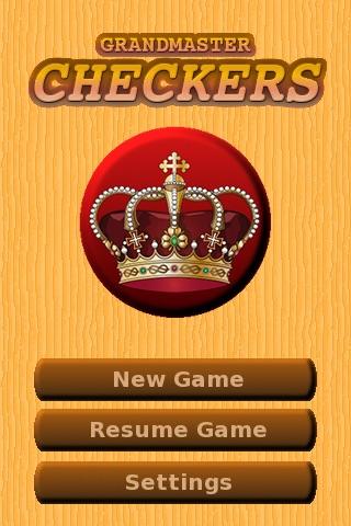 Grandmaster Checkers