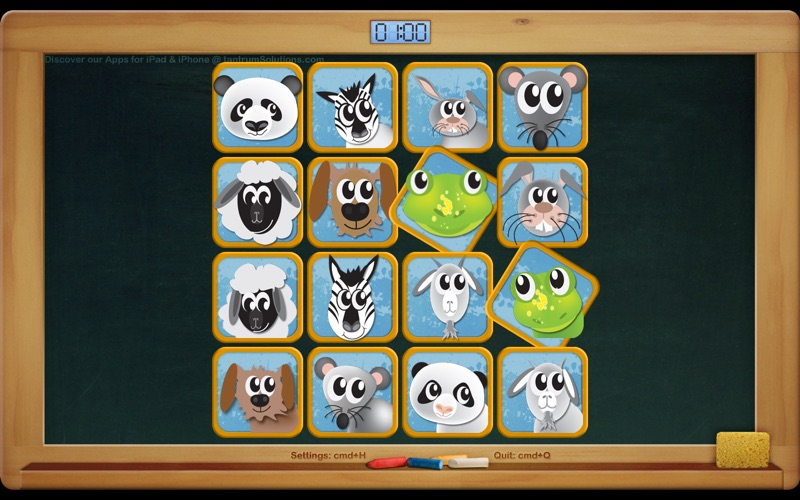 Baby Animals Match Screenshot