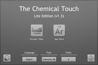 The Chemical Touch: Lite Edition screenshot three