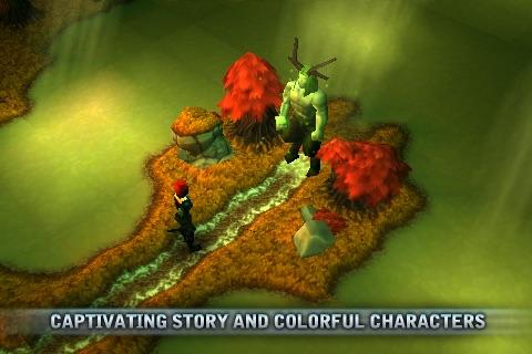 Rimelands: Hammer of Thor screenshot-3