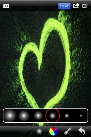 Glow Draw Free screenshot-0