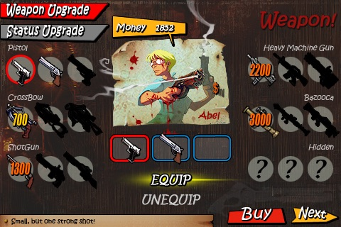 Zombie Shock Lite screenshot-4