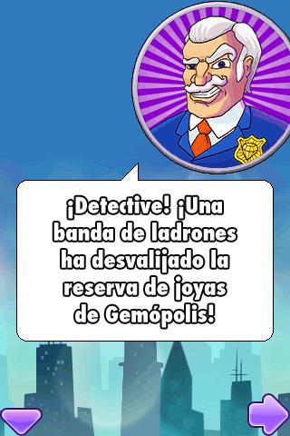 Diamond Detective GRATUITOCaptura de pantalla de1