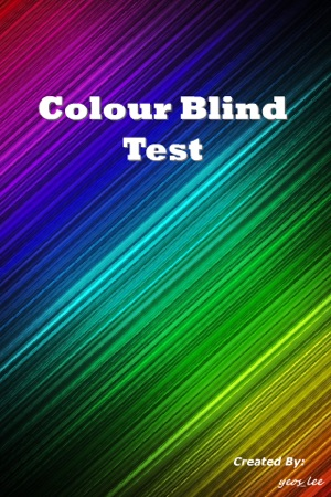 Colour Blind Test On The App Store